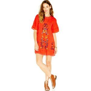 Free People Perfectly Victorian Crochet Dress M